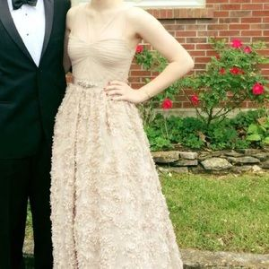 Adrianna Papell prom dress; worn ONCE